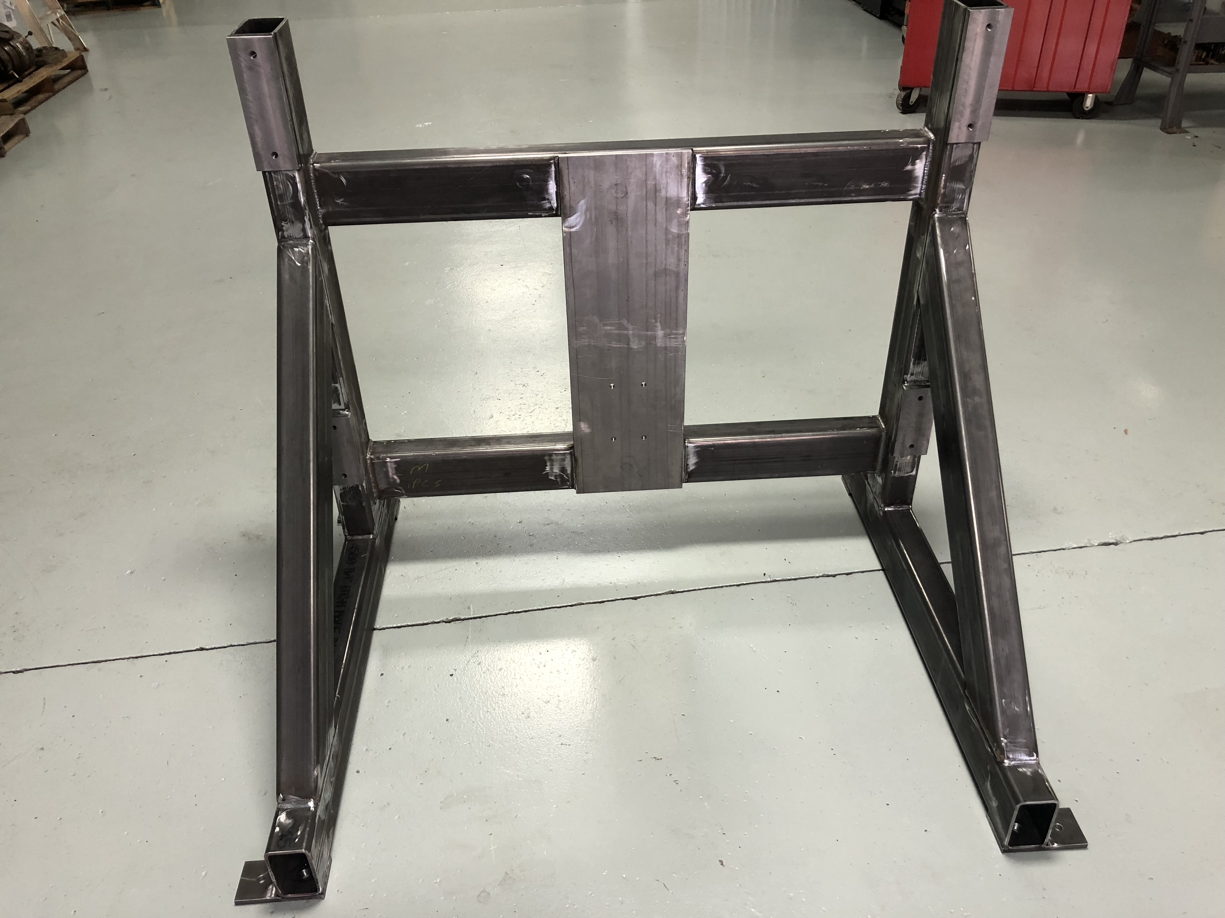 Fabricated Weldments