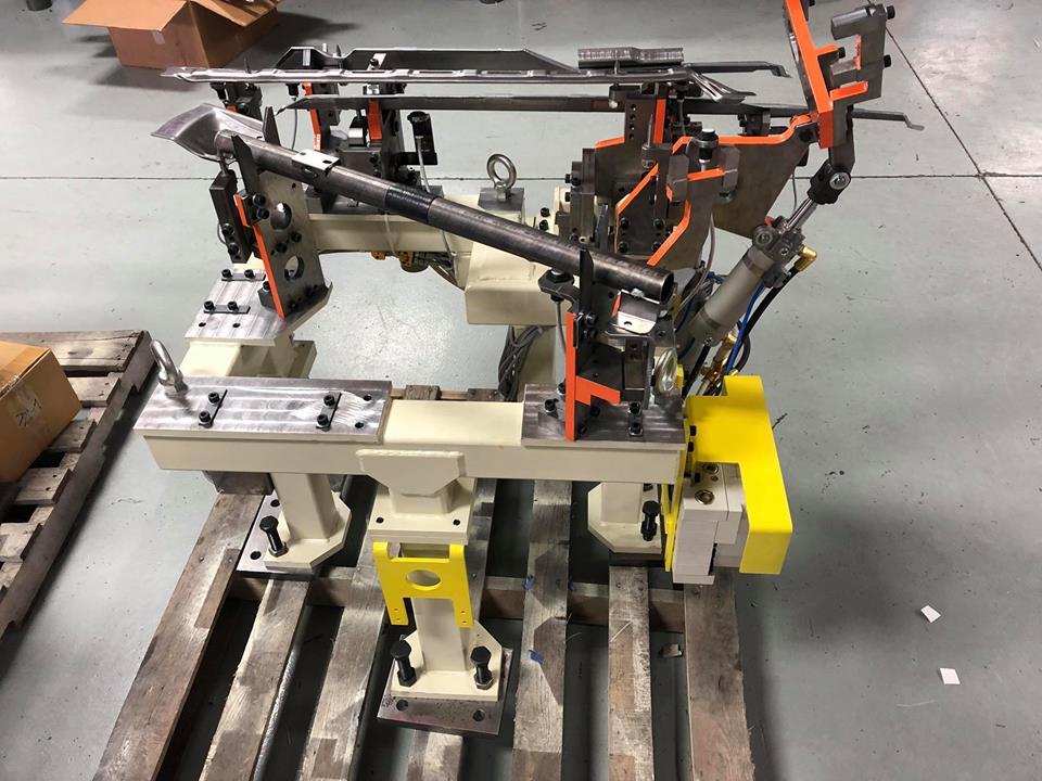 Machined & Fabricated